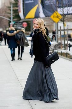 16 Maxi Skirt Trends ‹ ALL FOR FASHION DESIGN