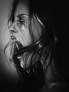 Exactly how I feel sometimes ............. great pencil art ......... w.