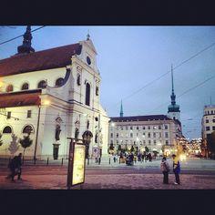 Brno in Jihomoravský
