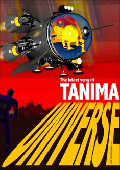 """The release of """"UNIVERSE"""", the Latest Song of TANIMA... IS NEAR. WE'RE ONLY A FEW DAYS AWAY!"""