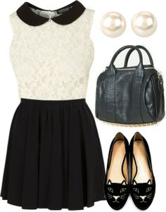 Ariana Grande inspired outfit