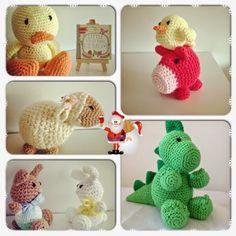 Las Marinas Crochet: Ideas para regalar en Navidad