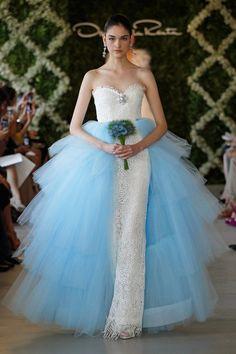 Dress by Oscar de la Renta