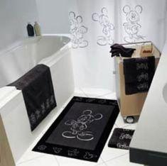 Mickey Mouse Bathroom!