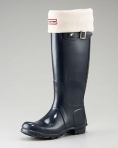 135 Hunter Welly Boot LOVE