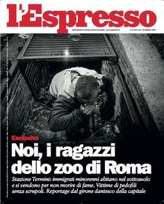 La copertina dell'Espresso in edicola venerdì 19 febbraio 2016