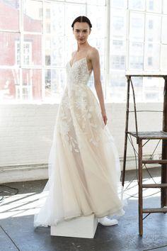 Pin for Later: Les 100 Plus Belles Robes de la Bridal fashion Week Printemps/Été 2017 Lela Rose Printemps/Été 2017