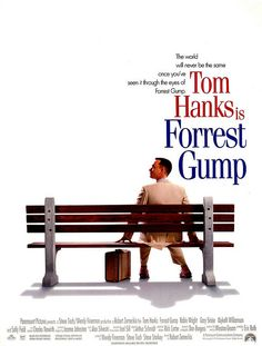 Forrest Gump (1994) - Tom Hanks, Robin Wright, Gary Sinise, Mykelti Williamson, Sally Field