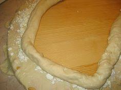 Ζουζουνομαγειρέματα: Τυρόψωμο στριφτό! Greek Beauty, Greek Recipes, Food To Make, Cooking Recipes, Pie, Tarts, Cookies, Bakken, Torte