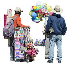 Escalalatina | a photographic collection (PNG files with masks) of people reflecting the diversity of Latin America.