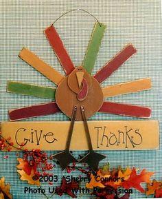 Thankful Turkey-