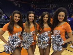 Beauties! Cheer dance suns