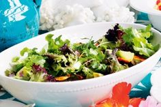 Avocado and sweet potato salad
