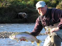An Alaska Fly Fishing Adventure with the fonder of conservationhawks.org, a sportsmen organization focused on addressing climate change.