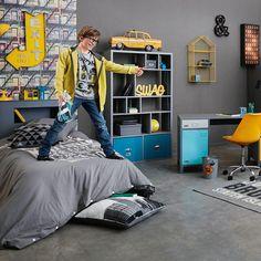 White girl\'s bedroom | Maisons du Monde | Children\'s Bedroom ...