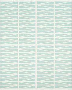 Brita Sweden Helmi light turquoise carpet 150x200cm|Brita Sweden Helmi | Supergoods Ecodesign & Fair Fashion