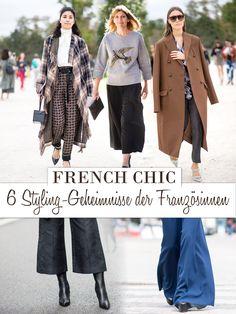 Paris Streetstyle Inspirationen zum Nachmachen - so elegant und trendy geht French Style
