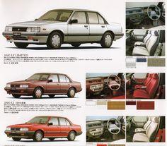 Isuzu J-Car Aska | by Hugo90 Japanese Domestic Market, Japanese Market, Mazda Familia, Classic Japanese Cars, Jdm Cars, Press Photo, General Motors, Motorhome, Motor Car