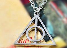 Siempre Quise Uno: Dije Reliquias de la Muerte Harry Potter - Kichink!