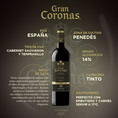 #Vino #GranCoronas