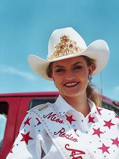 Lisa Eisner Photo from her book:   Rodeo Queens.