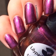 Lilypad Lacquer - In a Sea of Violets