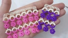 Easy Towel Edge Making with Crochet Ring Iphone Wallpaper Bible, Iphone Wallpaper Inspirational, Watercolor Wallpaper Iphone, Iphone Wallpaper Glitter, Crochet Rings, Crochet Necklace, Hairstyle Trends, Colored Hair Tips, Viking Tattoo Design