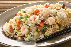 Slow Cooker Shrimp Fried Rice Recipe on Yummly. Slow Cooker Shrimp Fried Rice Recipe on Yummly. Crock Pot Recipes, Rice Recipes, Slow Cooker Recipes, Asian Recipes, Cooking Recipes, Ethnic Recipes, Delicious Recipes, Easy Recipes, Yummy Food