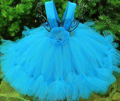 Petti Tutu Dress  BEAUTIFUL COLORS PETTI Empire by ElsaSieron