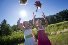 Groups and Weddings can host excellent events at the Whistler Golf Club Whistler, In The Heart, Golf Clubs, Weddings, Wedding, Marriage, Mariage