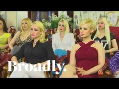 Transgender Finishing School: Lessons in Being a Lady WATCH on our Barcroft TV…
