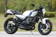 ホット&クール RZ250(ヤマハ RZ250) プロが造るカスタム|モト・ライド-バイクブロス