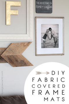 Fabric Covered Frame Mats