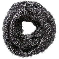 Charlotte Russe Knit Infinity Scarf ($5) ❤ liked on Polyvore featuring accessories, scarves, multi, thick infinity scarves, knit loop scarf, knit infinity scarves, charlotte russe and tube scarf