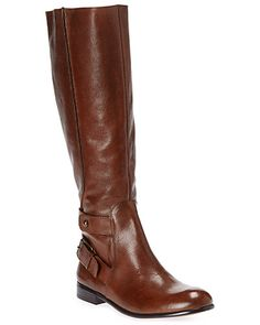 "Enzo Angiolini ""Valetta"" Leather Boot"