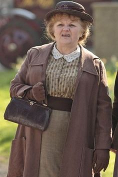 The adorable Mrs. Patmore
