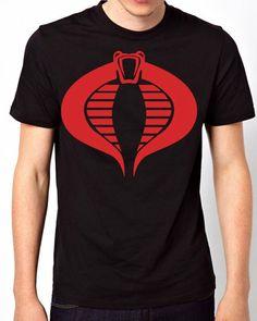 8a17ef8ef iOffer  Cobra Command GI Joe Black T-Shirt for sale on Wanelo Jackie  Robinson