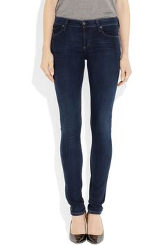 Citizens of Humanity | Avedon low-rise skinny jeans | NET-A-PORTER.COM