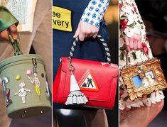 Модные сумки осень-зима 2016-2017