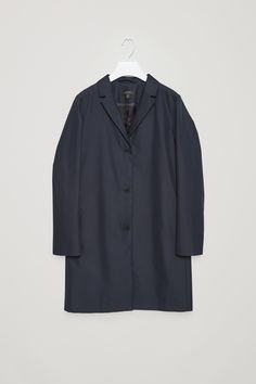 COS | Tailored twill coat