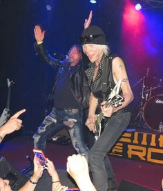 Michael Schenker and Doogie White- Temple of Rock tour 2015