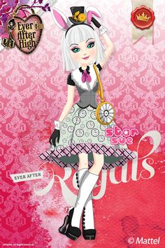 ever after high star sue - Google Search