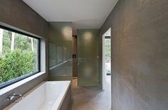 Very nice #bathroom in this modern villa. #modern #architecture #villa #bathroom