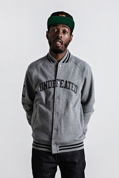 UNDFTD 2012 Fall/Winter Lookbook | Hypebeast