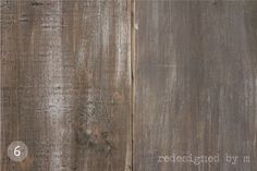 Diy Barnboard Tutorial - Step-by-step Tutorial + List of Products used to create this Faux Finish - <3