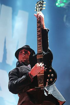 System Of A Down, Daron Malakian, 2011, Chile