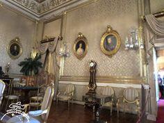 Palácio Nacional da Ajuda em Lisboa - salão
