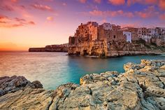 Puglia can surely now take its place in the first rank of Italy's famous regions. Clearly, everything the Italophile craves is there in abundance:...