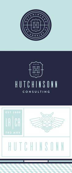 Hutchinsonn Consulting Badge by Steve Wolf