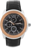 Titan Classique Analog Watch - For Men - Buy Titan Classique Analog Watch - For Men 9492KL06 Online at Best Prices in India   Flipkart.com